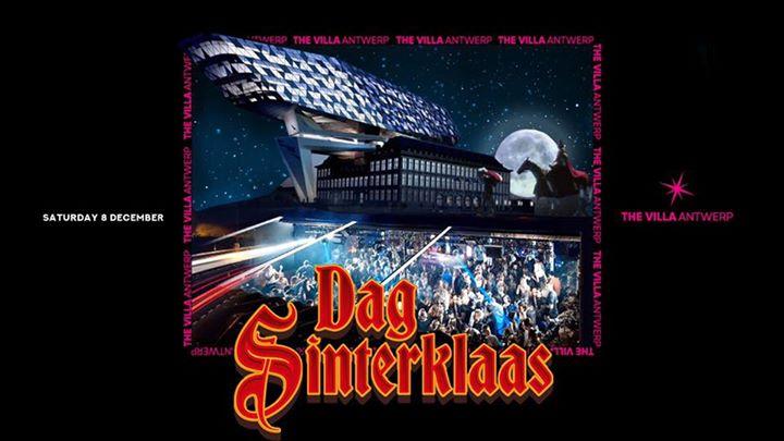 Sat.08 Dec • DAG SINTERKLAAS • The Villa Antwerp