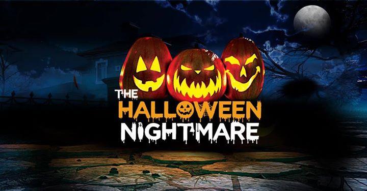 The Halloween Nightmare I Antwerp