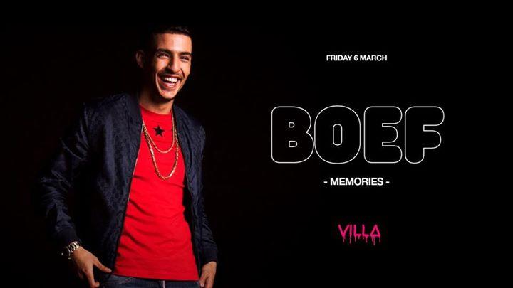 Fri.06 March • BOEF • The Villa Antwerp