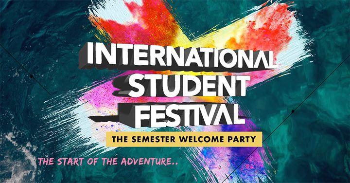 International Student Festival I Antwerp